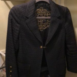 Original Carolina Herrera navy jacket